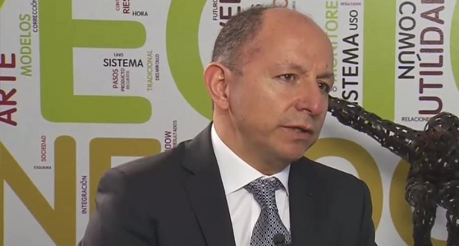 Néstor Orlando Arenas, presidente Medimás