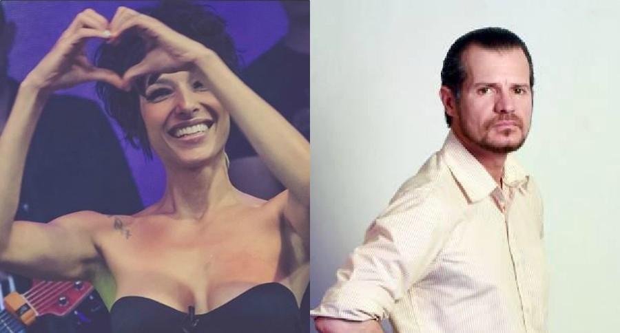 Elodia Porras y Rafael Cardoso