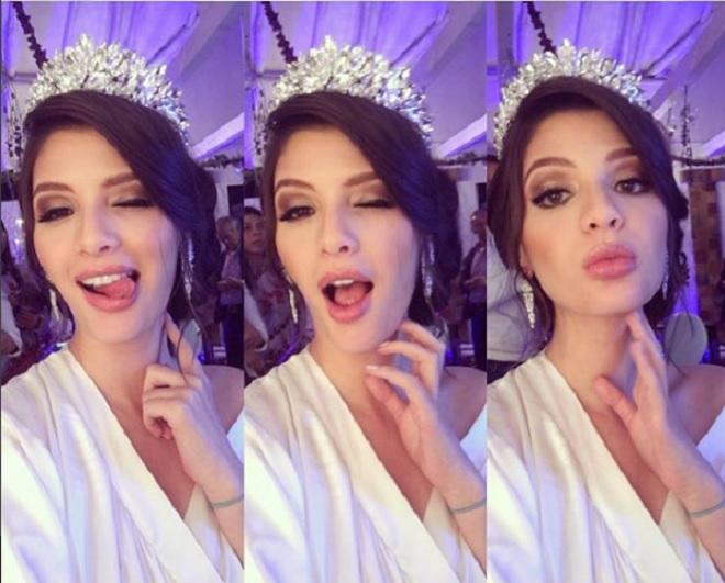 Hija Elodia Porras