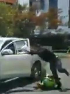 Atropellan policía