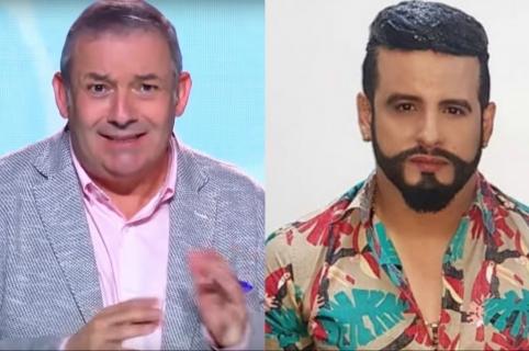 César Escola y Nelson Velásquez