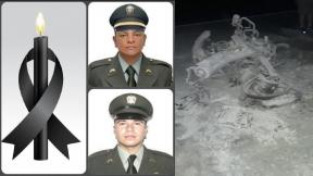 Evy Eduardo Ramos Anaya y Henry Alberto Gordillo Montenegro