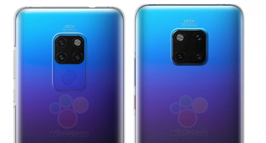 Huawei Mate 20 y Huawei Mate 20 Pro
