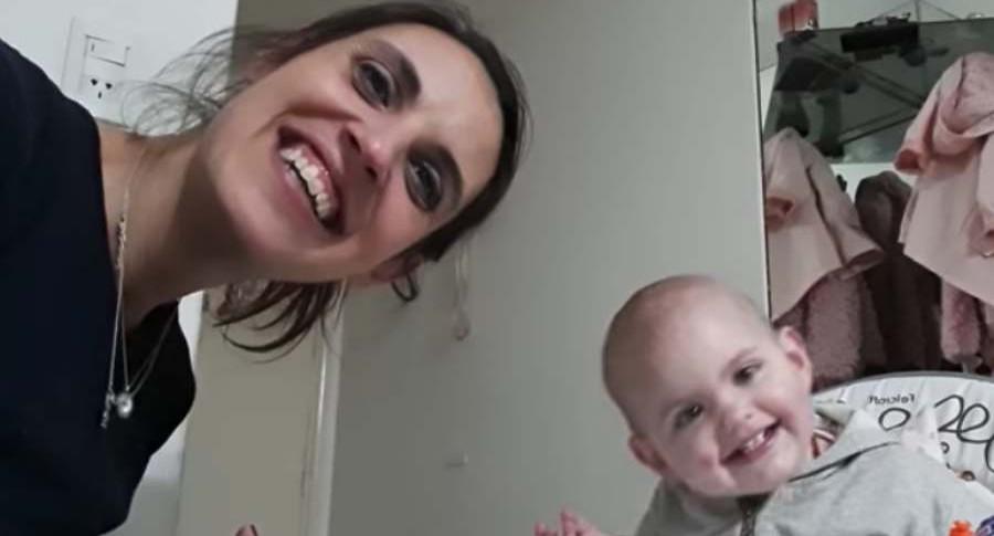 Mamá y bebé