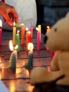 Manifestantes exigen liberación de niño secuestrado en zona del Catatumbo