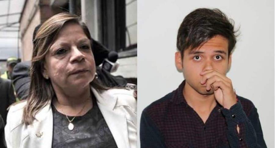 Amanda Azucena Castillo Cortés y Sergio Urrego