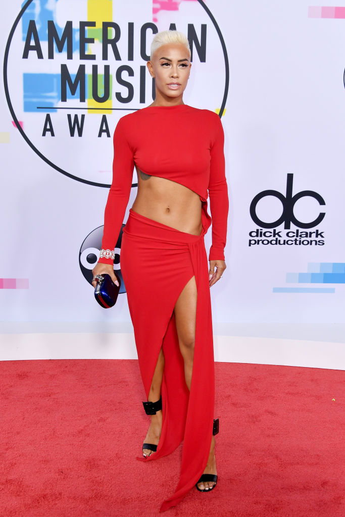 Sibley Scoles en los American Music Awards 2017