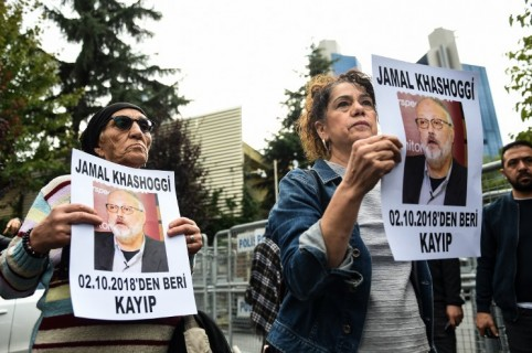 Marchas Jamal Khashoggi