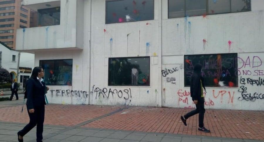 Grafitis en RCN Radio