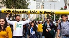 Marcha universitaria
