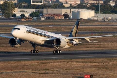 Avión A350 ULR