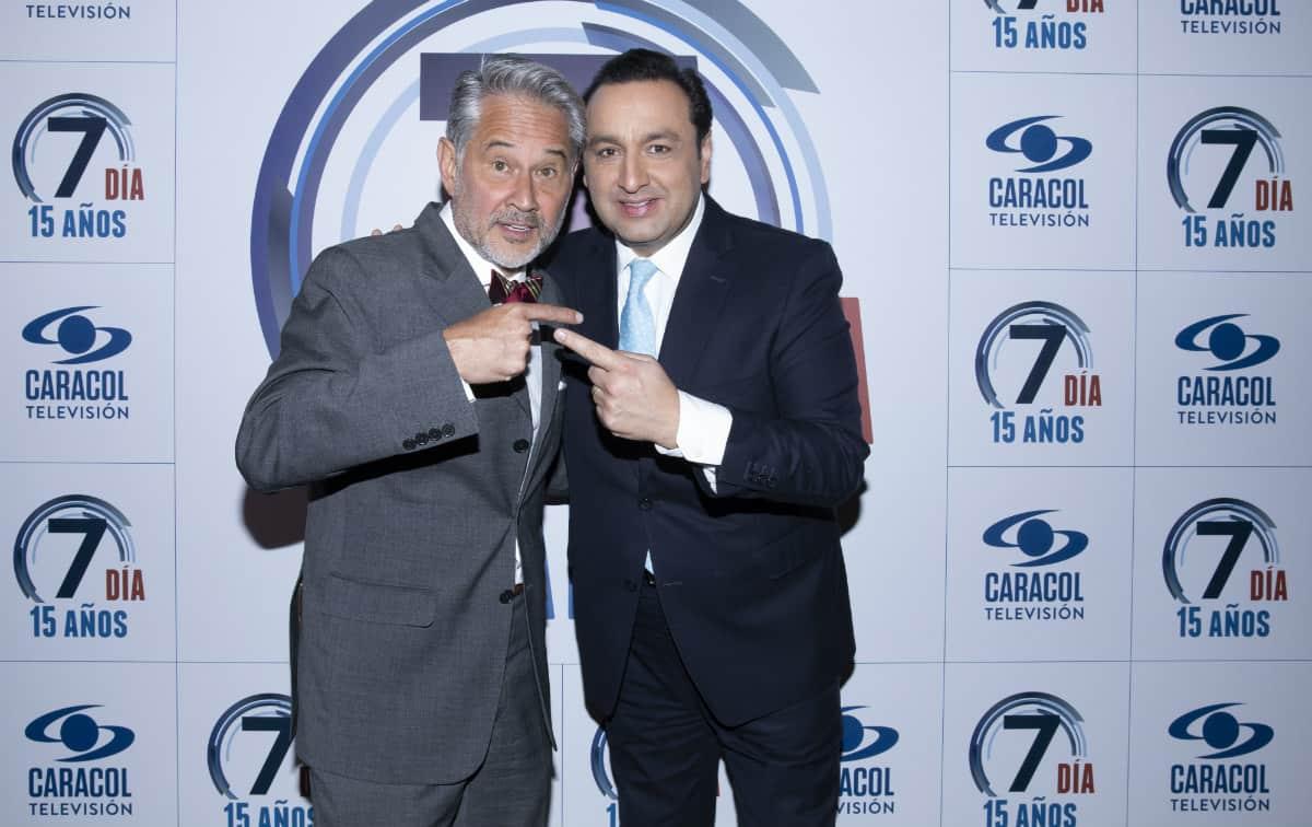 Manuel Teodoro y Jorge Alfredo Vargas