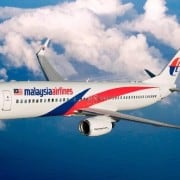 Avión Malaysia Airlines