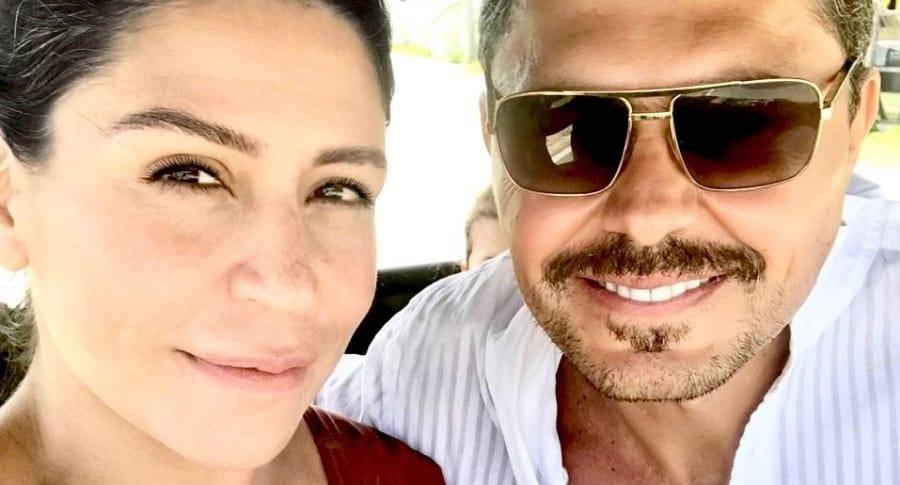 Verónica Muñoz y Luis Alfredo Velasco