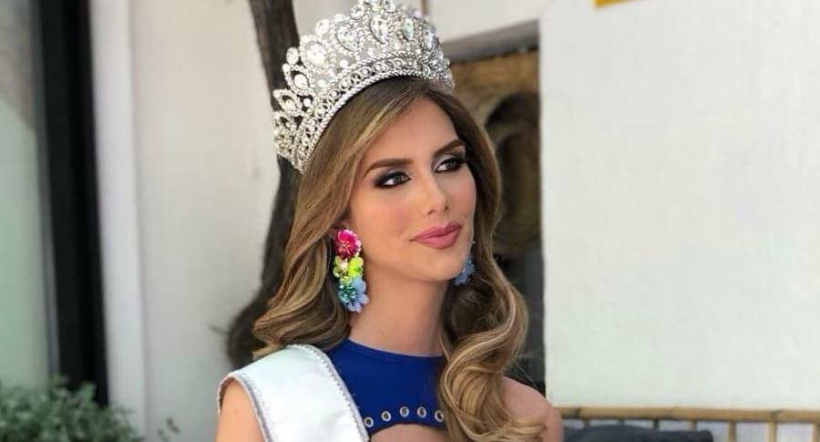 Ángela Ponce, Miss España