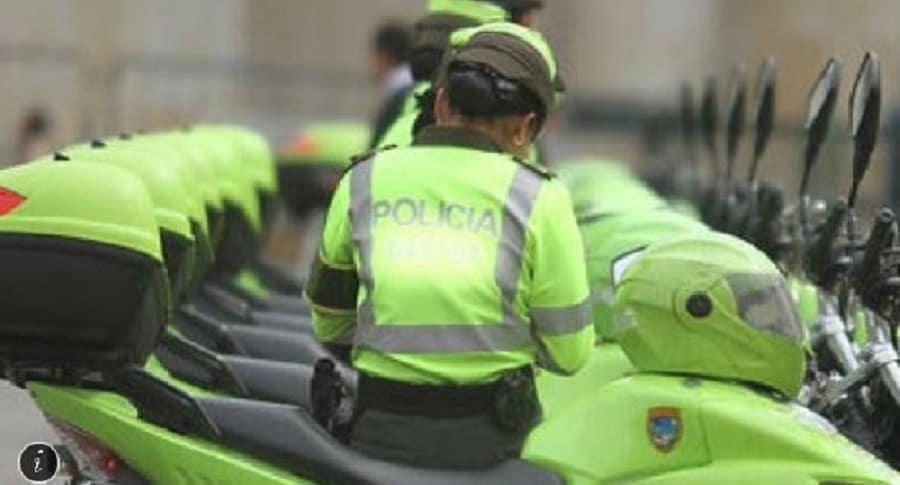 Patrullera de Policía