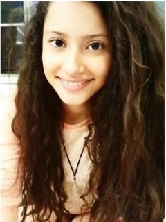 Keyla Rivera, exparticipante de 'La voz kids'.