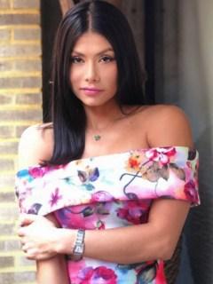 Renata González, actriz y exconejita Playboy.