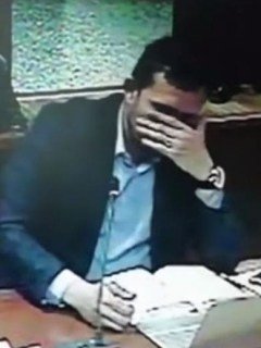 Fiscal llora en Paloquemao