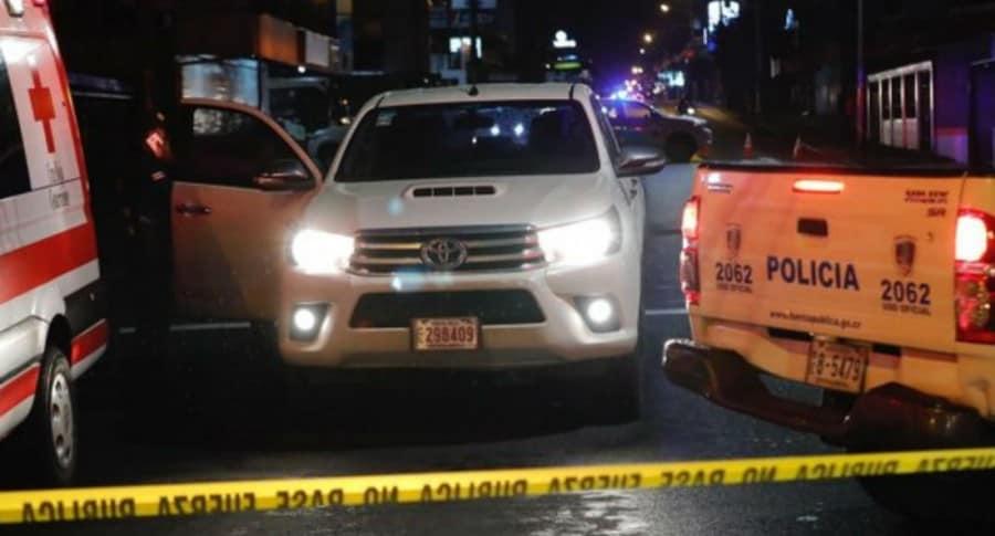 Escena del crimen Costa Rica