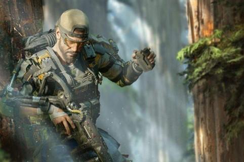 Tavo Rojas, alias 'Nomad' en  'Call Of Duty BlackOps 4'