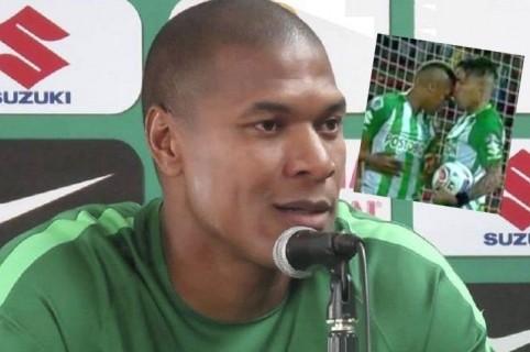 Alexis Henríquez, capitán de Atlético Nacional