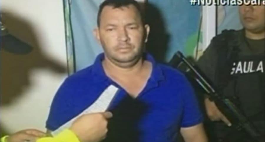 Jairo Ortiz Calderón, alias 'Jairo uno'