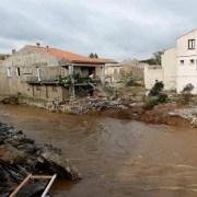 Inundaciones Francia