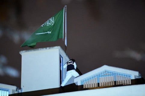 Embajada de Arabia Saudí en Turquía