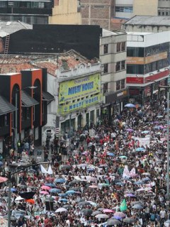 Marcha Bogotá