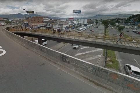 Puente primero de mayo