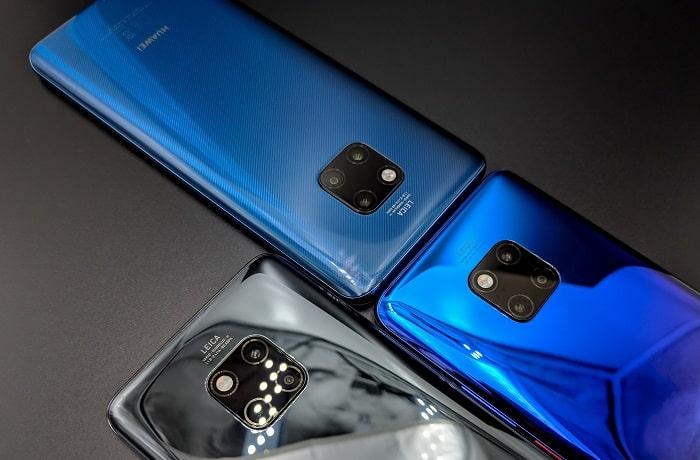 Huawei Mate 20 y 20 PRO