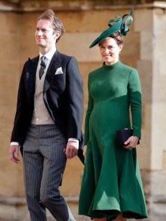 James Matthews y Pippa Middleton