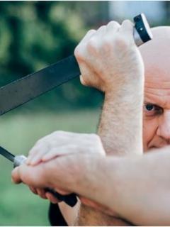 Pelea a machete en Huila