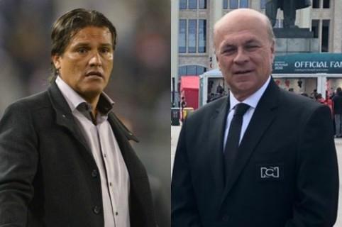 Flabio Torres y Carlos Antonio Vélez