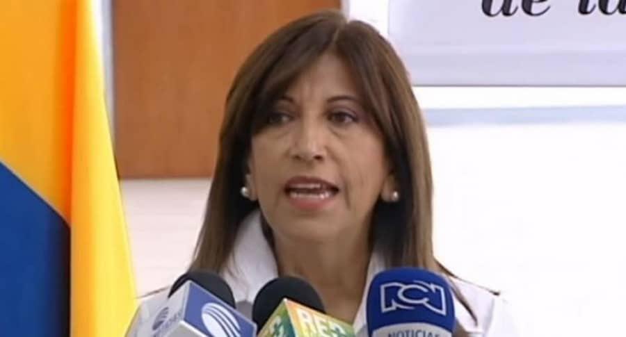 Martha Lucía Zamora