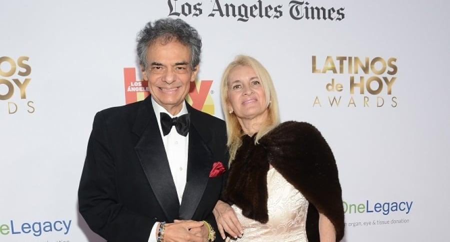 José José y su hija Sara