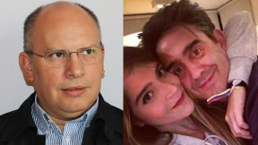 Nervis Villalobos, Antonietta Ledezma y Luis Fernando Vuteff