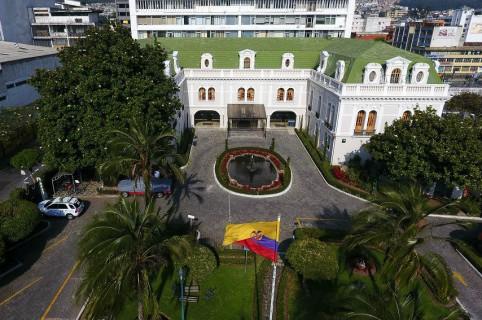 Cancillería Ecuador