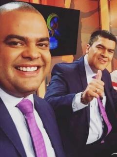Iván Mejía, Campo Elías Terán y Edualdo Luis López