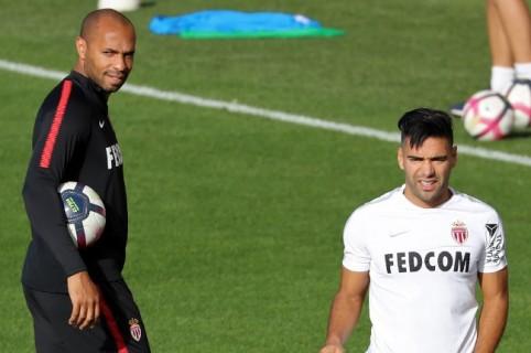 Falcao García y Thierry Henry