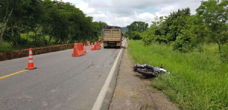 Vehículos involucrados en el accidente