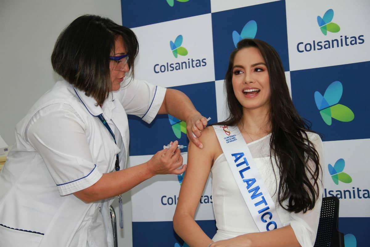 Señorita Atlántico María Alejandra Vengoechea Carcamo