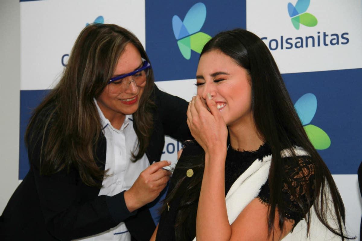 Señorita Bogotá Amanda Sofía Montealegre Rico