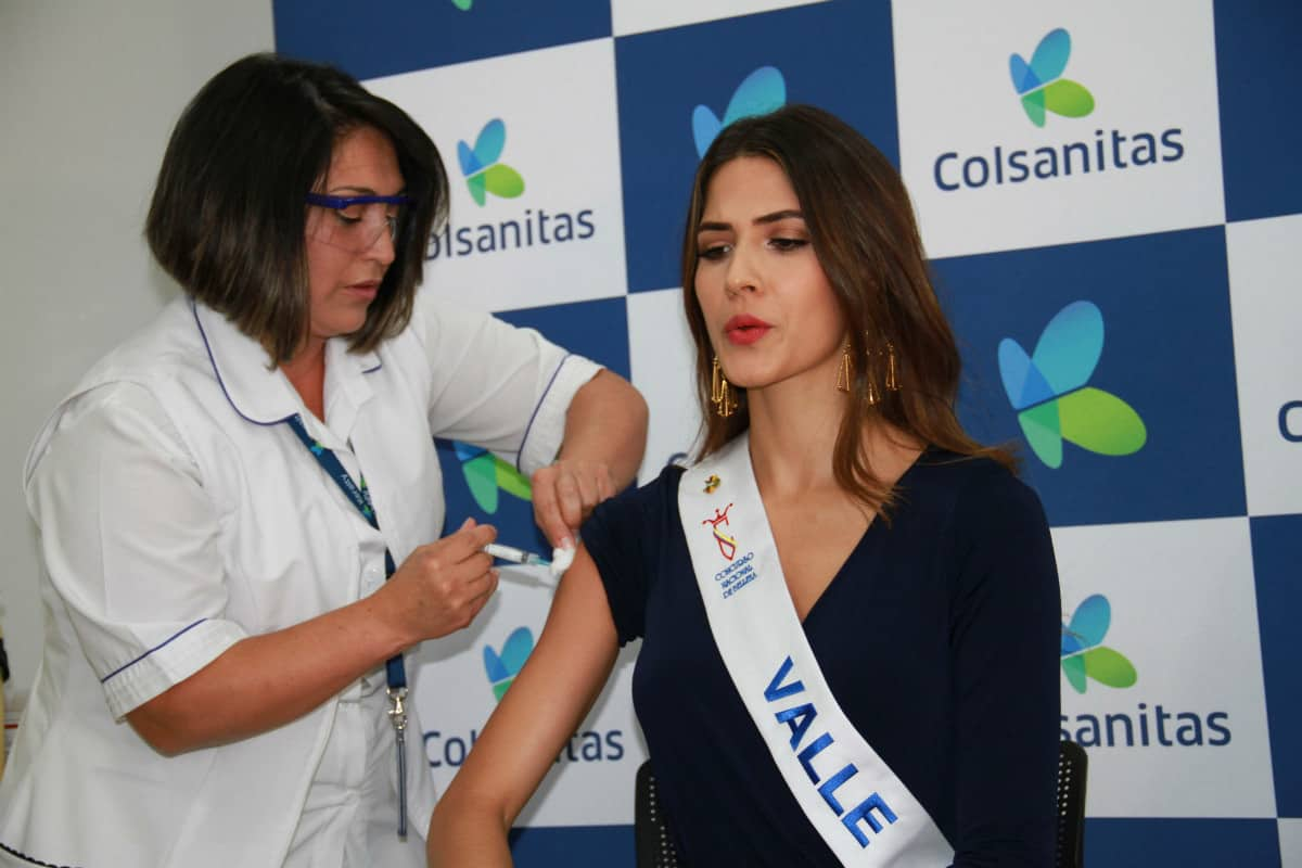 Señorita Valle Gabriela Tafur Nader