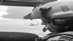 Piloto de las fuerzas militares de Colombia