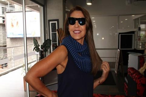 Amparo Grisales, actriz y jurado de 'Yo me llamo'.