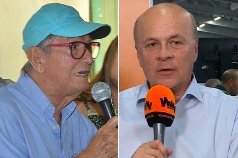 Andrés Salcedo y Carlos Antonio Vélez