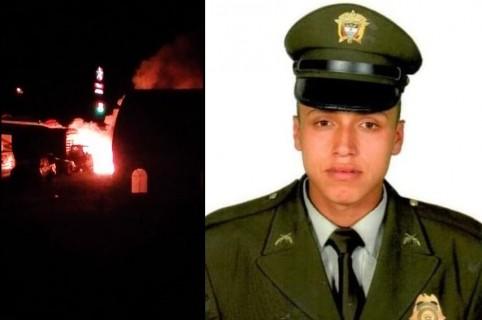 Atentado a Policía de Tunja - Jefferson Ricardo Román Bolívar