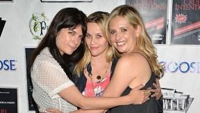 Selma Blair, Reese Witherspoon y Sarah Michelle Gellar